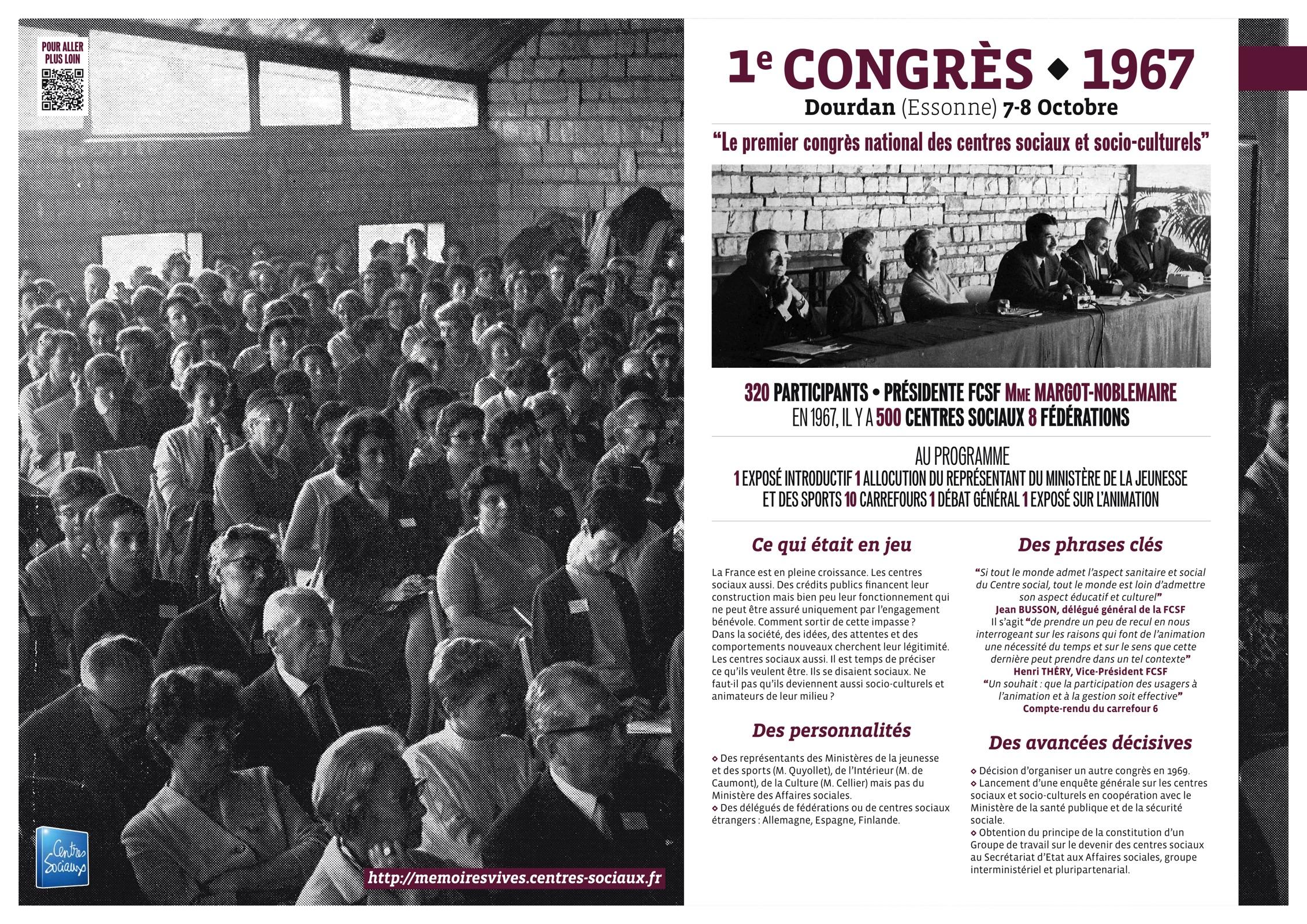 1er Congrès