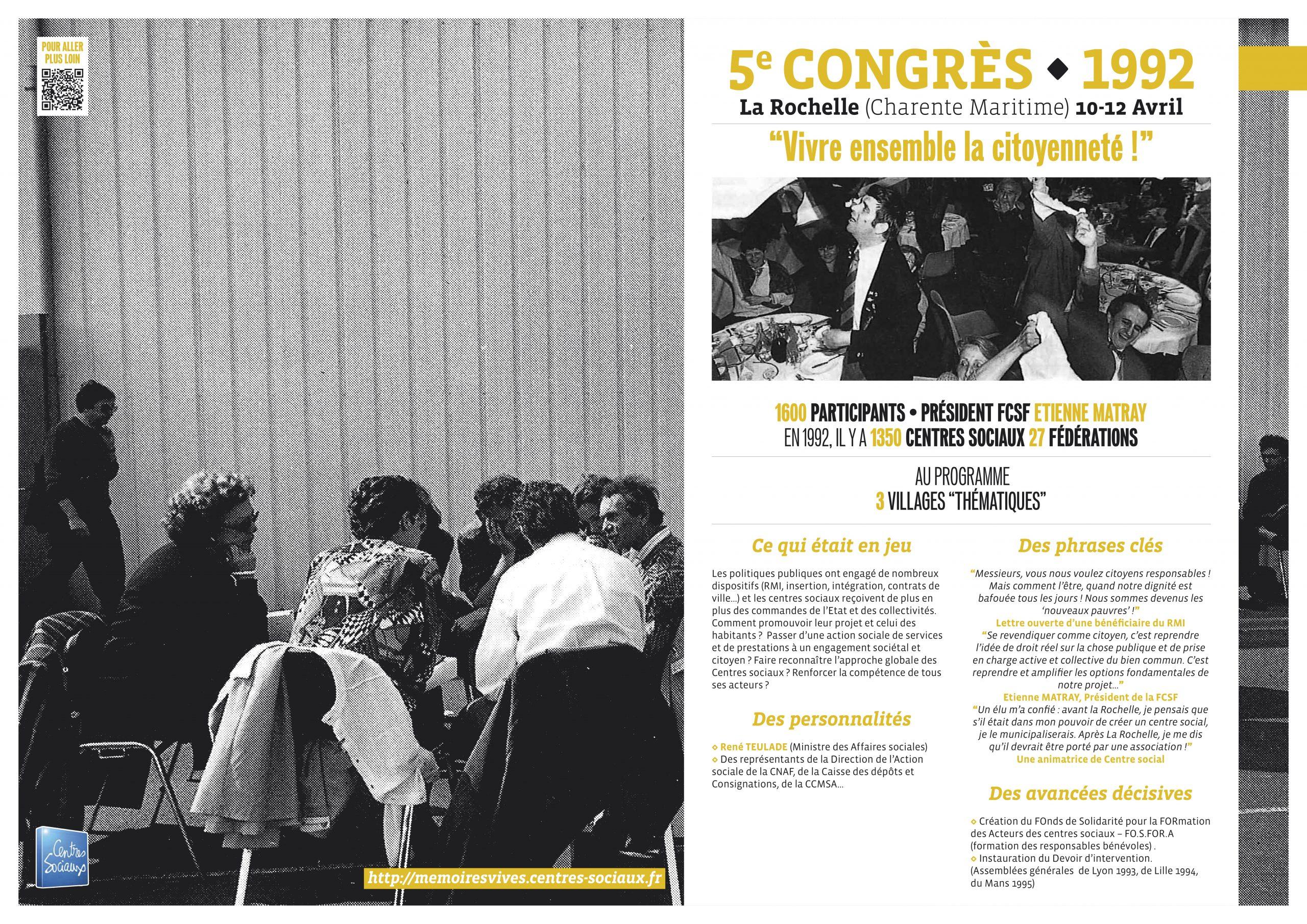 5ème Congrès