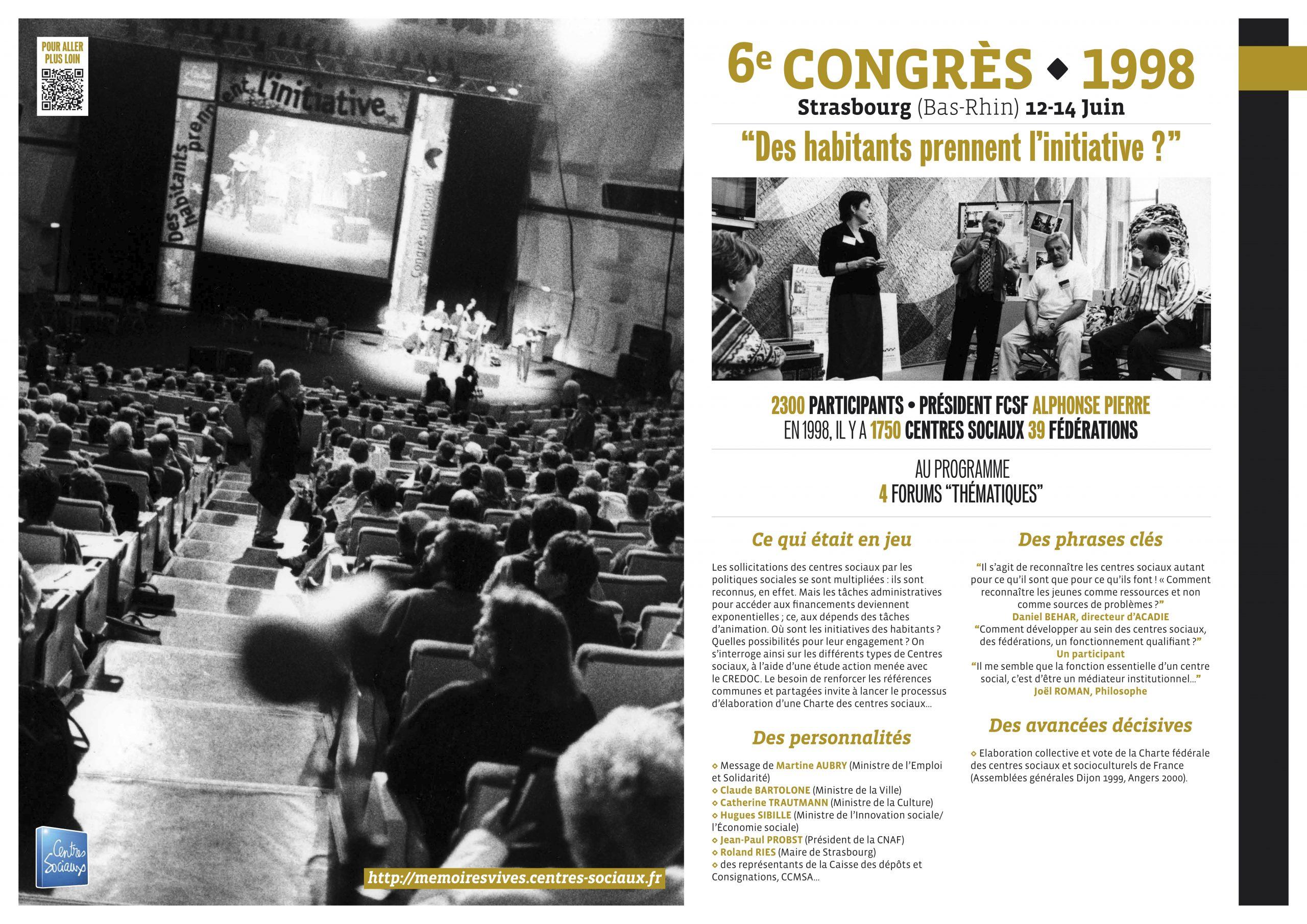 6ème Congrès