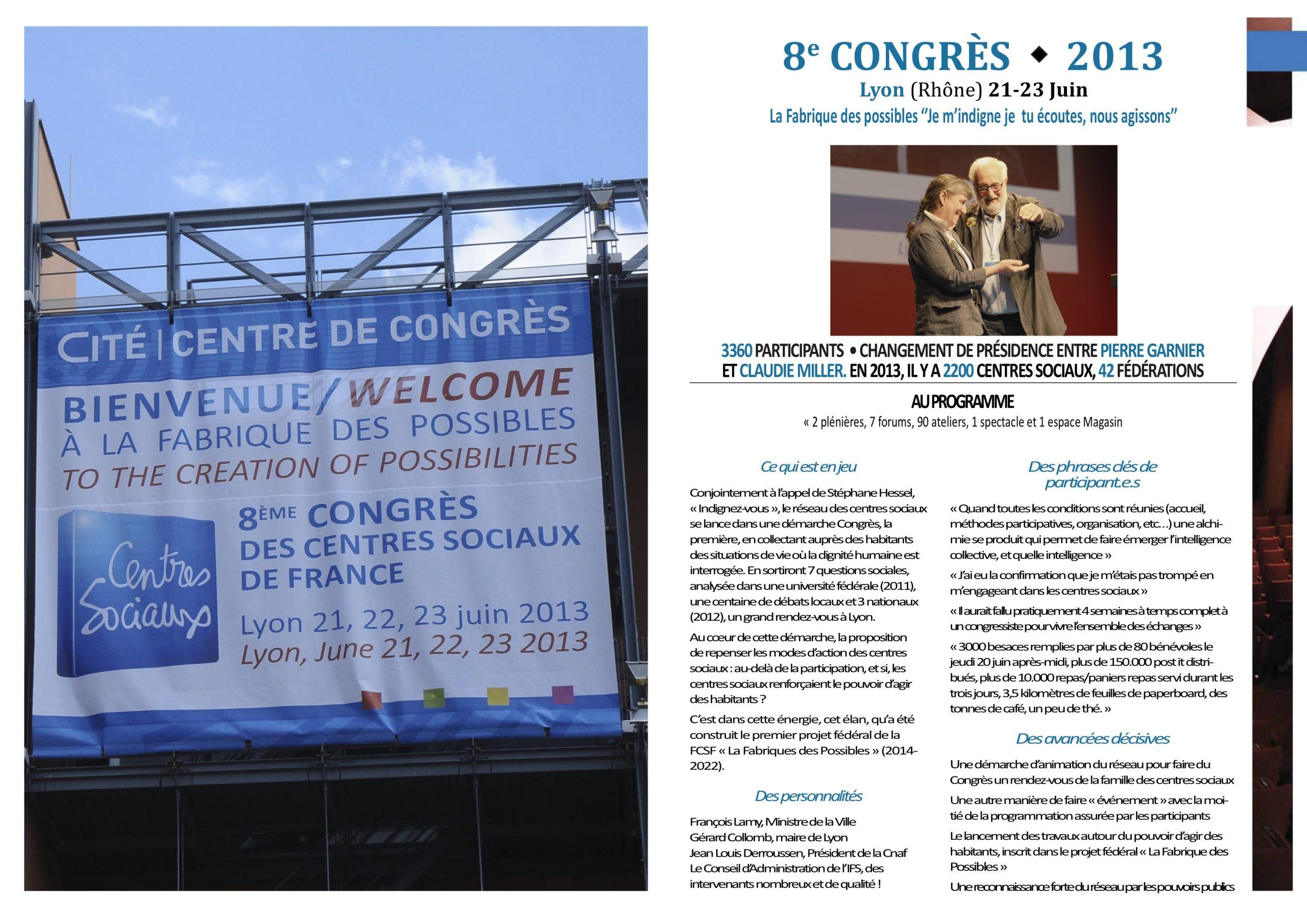 8ème Congrès